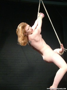 suspension bondage