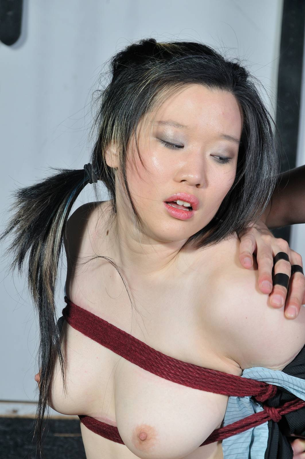 Asian Female Bondage