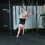 bbw suspension bondage